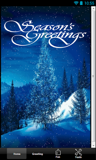 A Seasons Greeting