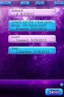 Screenshot of Jenni EXTRA