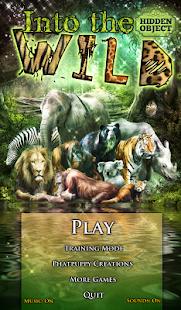 Hidden Object - Into the Wild 休閒 App-癮科技App