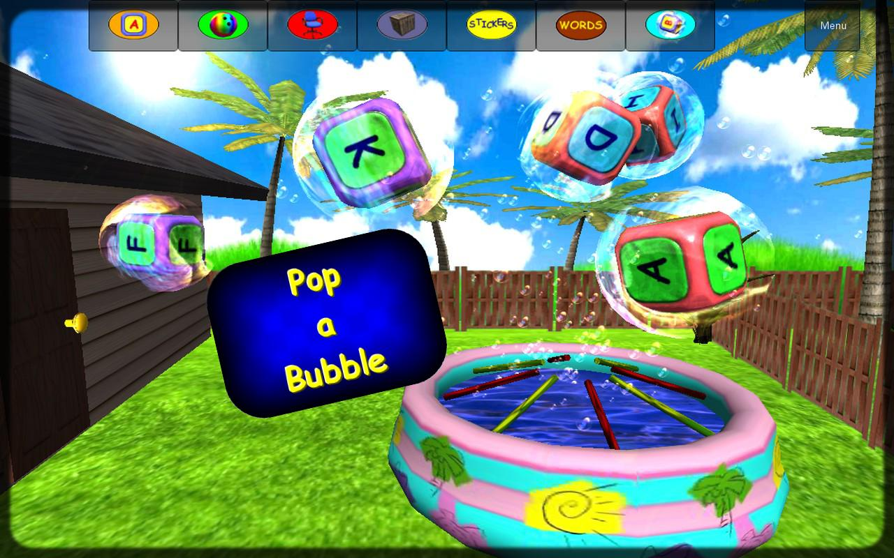 Blocks And Bubbles Game LITE - screenshot