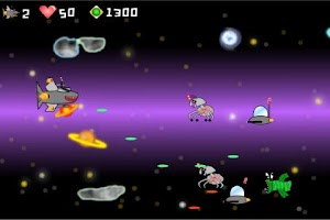 Screenshot of Lost In Space