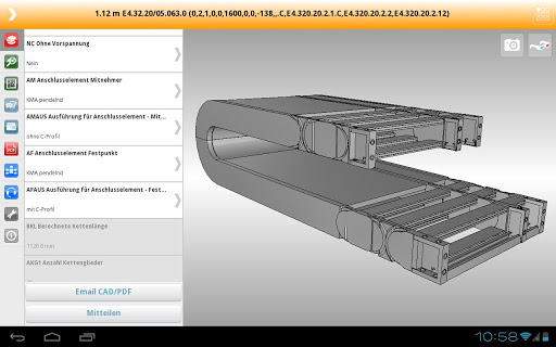 igus®-3D-CAD-Modelle