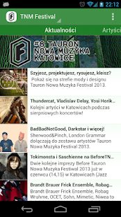 TNM Festival 2013 - screenshot thumbnail
