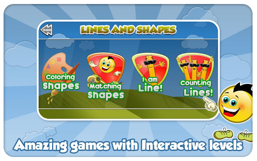 Kindergarten Kids Games