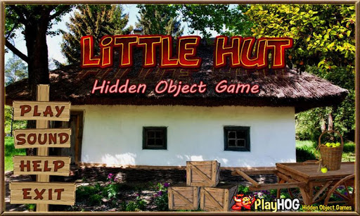 Little Hut Free Hidden Objects