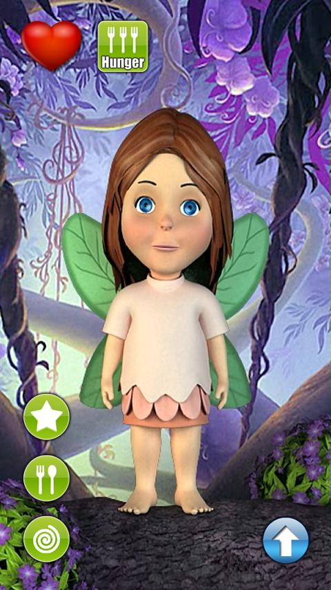 Talking Frannie Fairy - screenshot