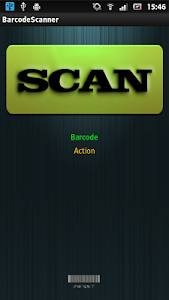 Barcode Scan screenshot 0