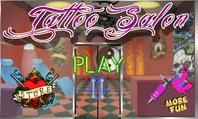 Screenshots of Tattoo Boutique for iPhone