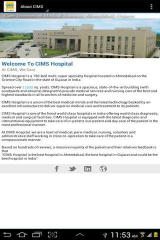 Urology - CIMS Hospital