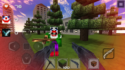 City Craft 2: TNT & Clowns for PC