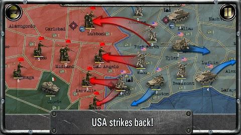 Strategy & Tactics:USSR vs USA Screenshot 8