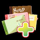 Scrapbooking Theme (NewYear)