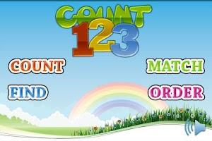 Screenshot of Baby Count 123