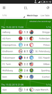 GoalAlert German Bundesliga - screenshot thumbnail