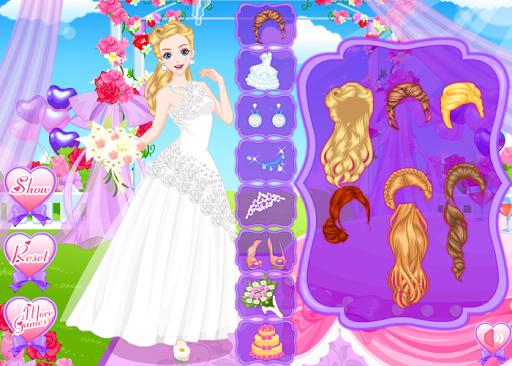 王女の結婚式