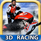 SnowMobile Racing 3D