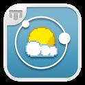 8Bit Weather Clock - UCCW icon