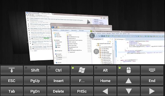 Desktop VNC - Remote Display - screenshot thumbnail