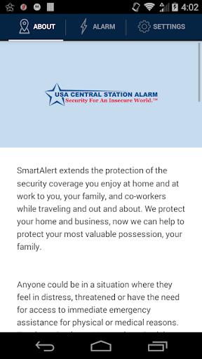 USA SmartAlert by USA Central