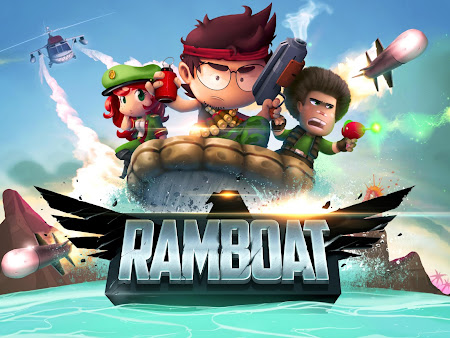 Ramboat: Hero Shooting Game 2.4.1 screenshot 38034