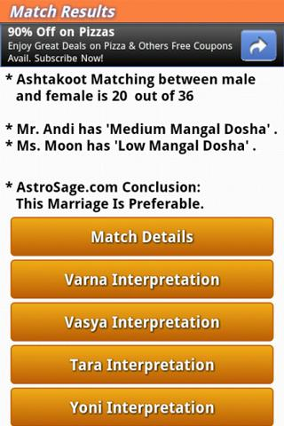 match making my kundli Get free kundli online based on your date, place and time of birth download multi-page janam kundali.