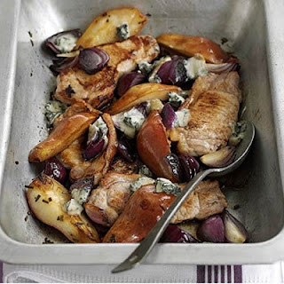 Pork With Pears.