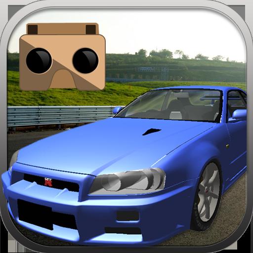 VR赛道赛车速度 賽車遊戲 LOGO-阿達玩APP