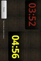 Screenshot of Chess Clock for Android