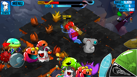 Quadropus Rampage- screenshot thumbnail