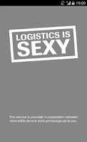 Screenshot of My Logistics