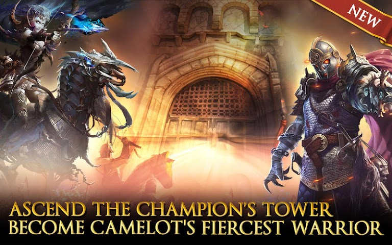 android Heroes of Camelot Screenshot 4