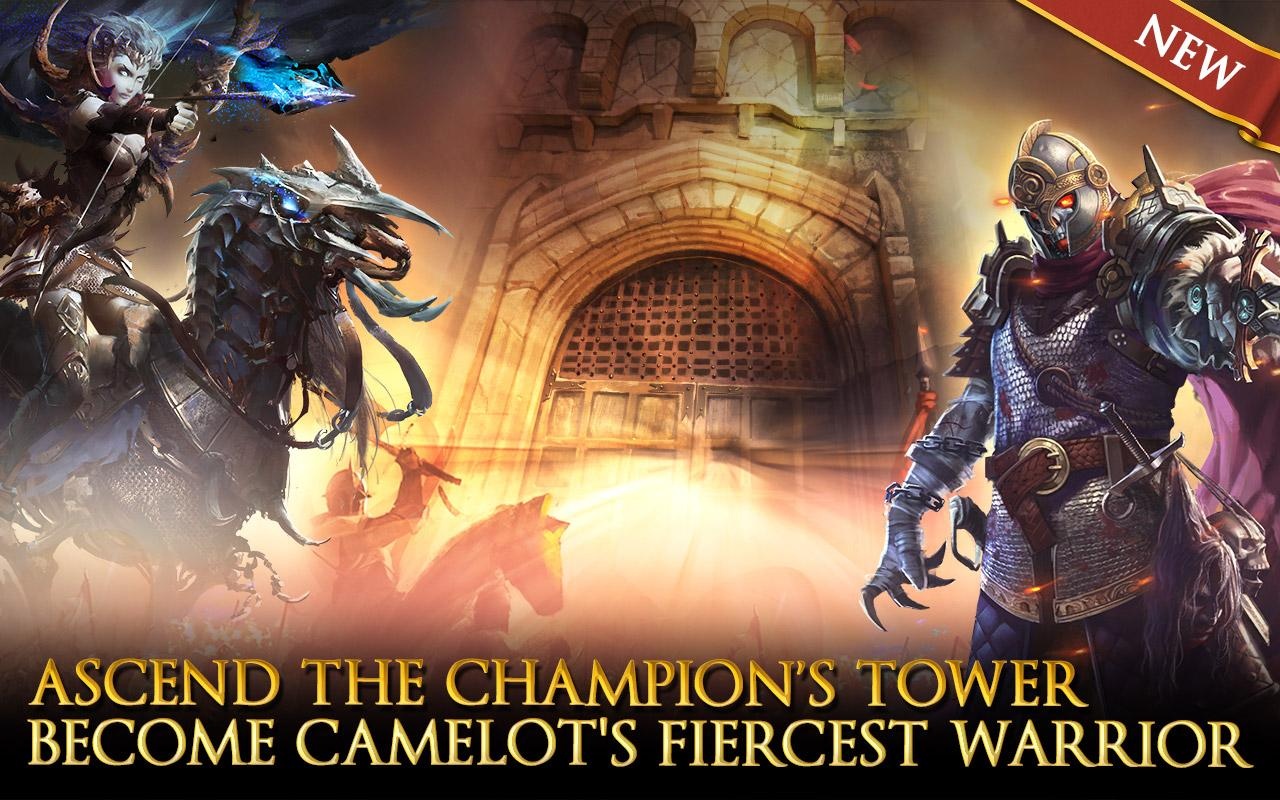 Heroes of Camelot - screenshot