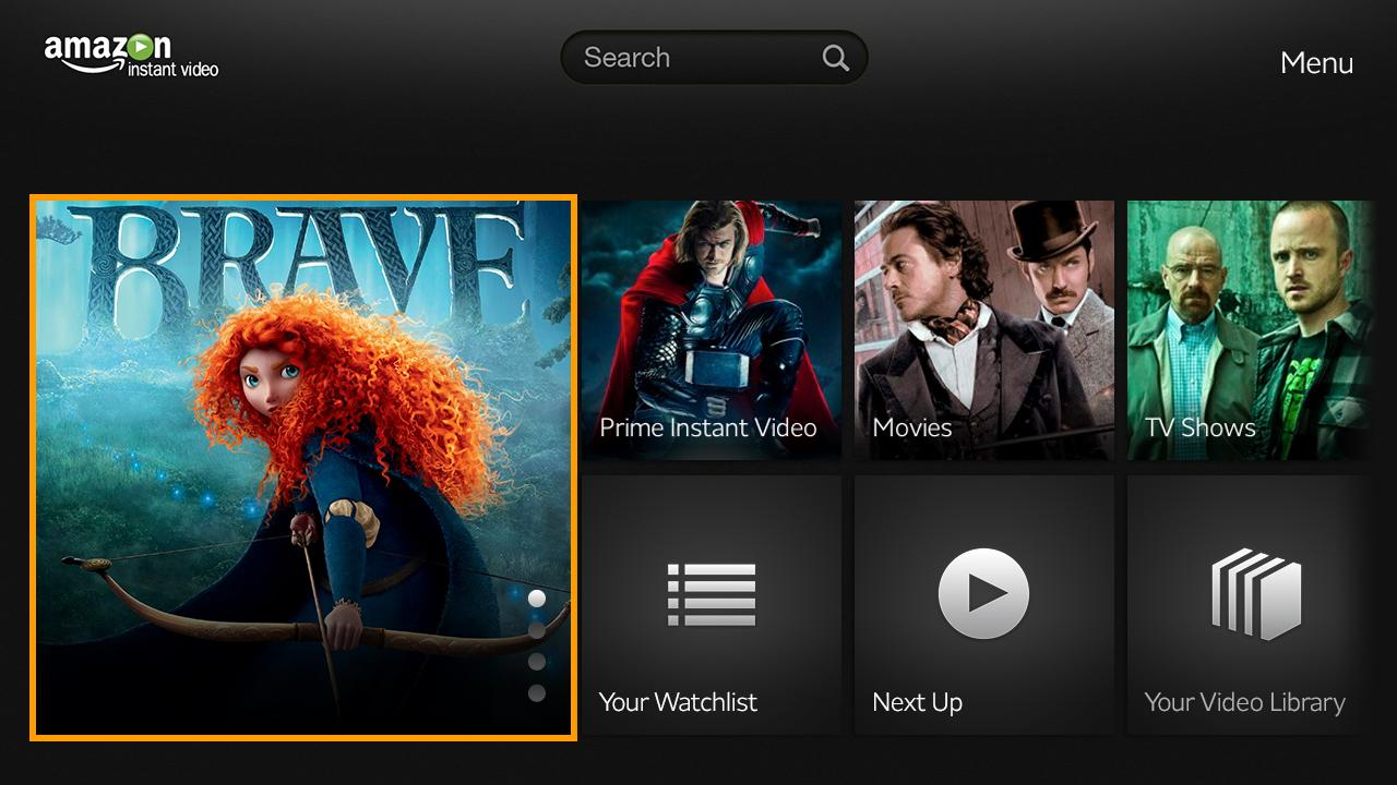 Amazon Instant Video-Google TV (Android) reviews at Android