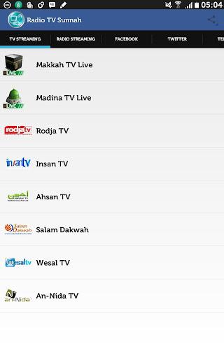 Radio TV Sunnah