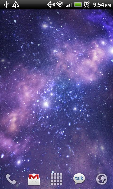 Galactic Core Free Wallpaper - screenshot