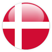 Denmark - Flag Screensaver