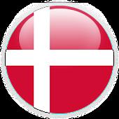 Denmark - Flag Screensaver
