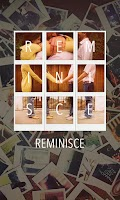 Screenshot of REMINISCE Lock Screen Photos