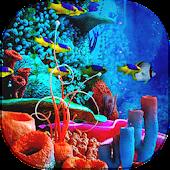Sea World Live Wallpaper