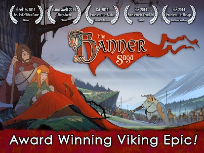 The Banner Saga Screenshot 15