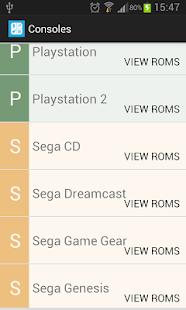Roms PREMIUM - screenshot thumbnail
