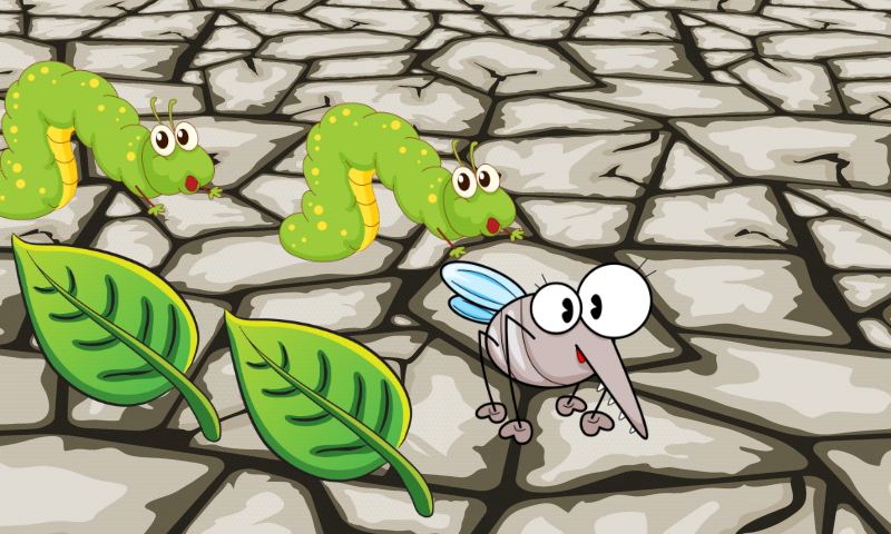 Worms and Bugs for Toddlers- screenshot