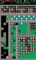Screenshot of DroidPlex! Lite (Supaplex)