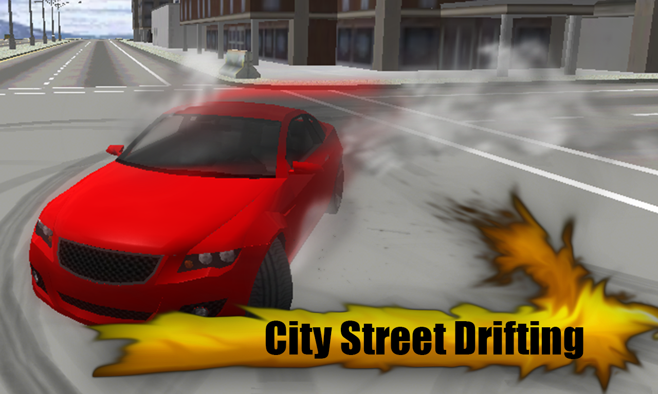 Donut Drift Racing- screenshot