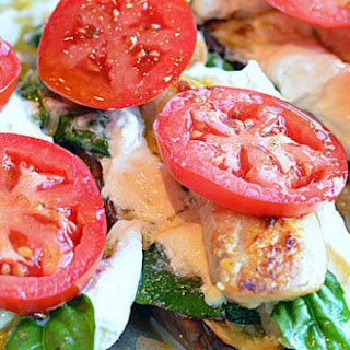 ~eggplant Chicken Parmesan~