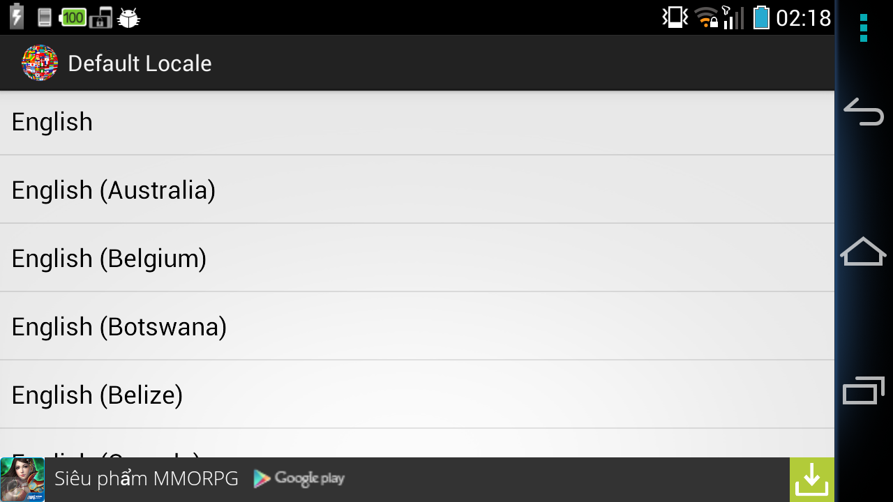 how to change google calendar default view android
