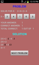 Algebra 102 APK screenshot thumbnail 19