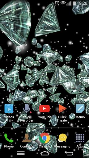 钻石动态墙纸