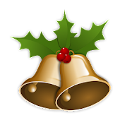 Christmas Bells Button
