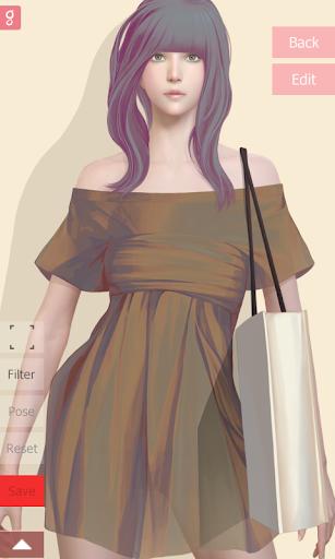 【免費娛樂App】Hello Avatar - Dress Up-APP點子